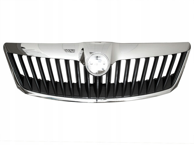 Решетка радиатора Skoda Octavia II 08-12
