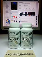 OstroVit Vitamin D3 K2 Calcium 90 табл, фото 1