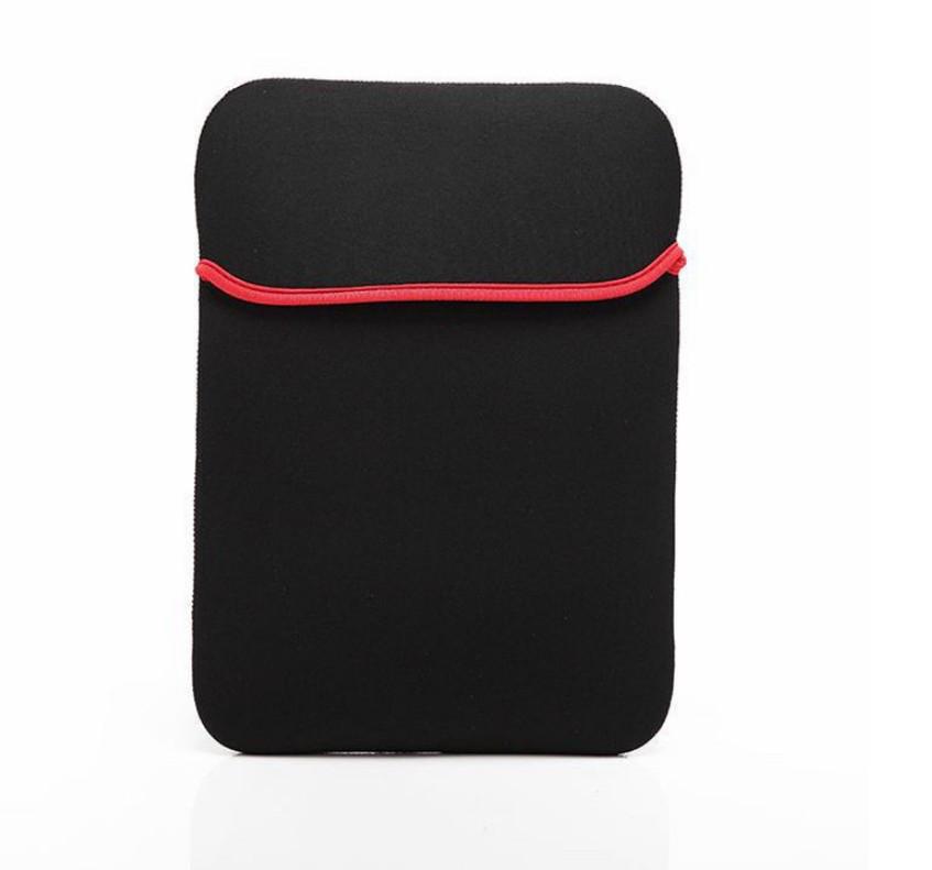 """Тканинний чохол 10"""" чорний універсальний для планшета"""