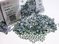 "Термо-стразы ss16 Chrysolite 100шт. (4,0мм) ""YHB"""