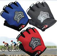 Велоперчатки Knightlaood взрослые/детские для занятия спортом, фото 1