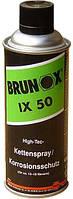 Консервант смазка BRUNOX Turbo-Spray IX 50 ✓ 400мл.