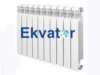 Радиатор биметаллический ЭКВАТОР 76/500