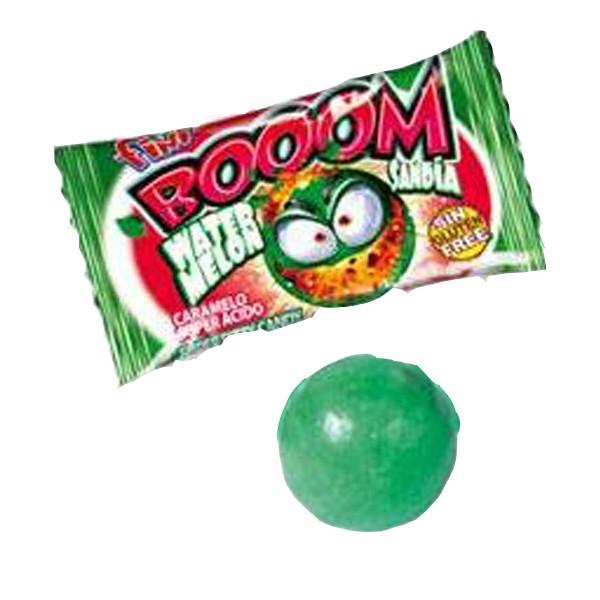 Жевательная резинка Fini Boom Watermelon Gum Жвачка Фини Бум Арбуз
