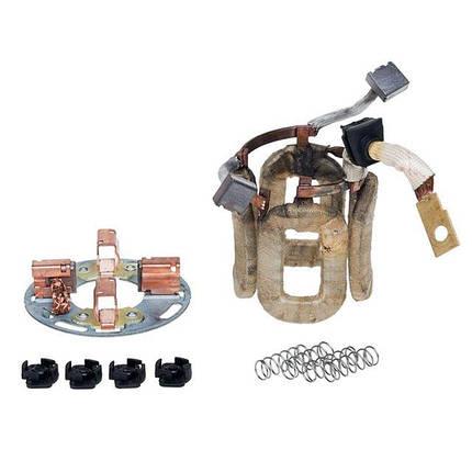 Обмотка стартера ГАЗ (щеточный узел+пружинки+фиксаторы) (VRK 0302) СтартВольт, фото 2