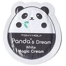Осветляющий крем для лица Tony Moly Panda's Dream White Magic Cream, Пробник