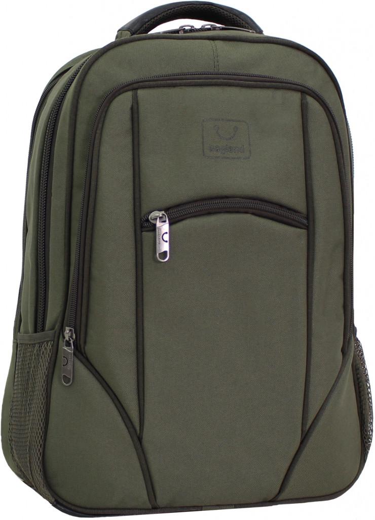 Городской рюкзак с отделом для ноутбука 537 хаки  продажа, цена в ... 8a9967062bc