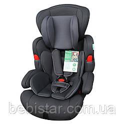 Детское автокресло серое BABYCARE Comfort BC-11901 Grey