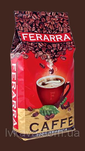 Кофе в зернах   Ferarra caffe 100 % Arabica, 1 кг