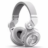 Складные беспроводные bluetooth наушники-гарнитура Bluedio T2+ 36 часов музыки, фото 5