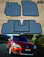 Коврики на Suzuki SX4 '06-13. Автоковрики EVA, фото 1