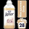 Кондиционер для белья Lenor Миндальное Масло для чувствительной кожи, 1л, фото 2