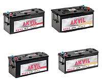 Аккумуляторы для грузовиков AKVIL (Украина)