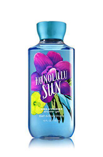 Гель для душа Bath&Body Works Honolulu Sun