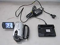 Видеокамера Sony DCR-SR42 с жестким диском, отличный зум, фото 1