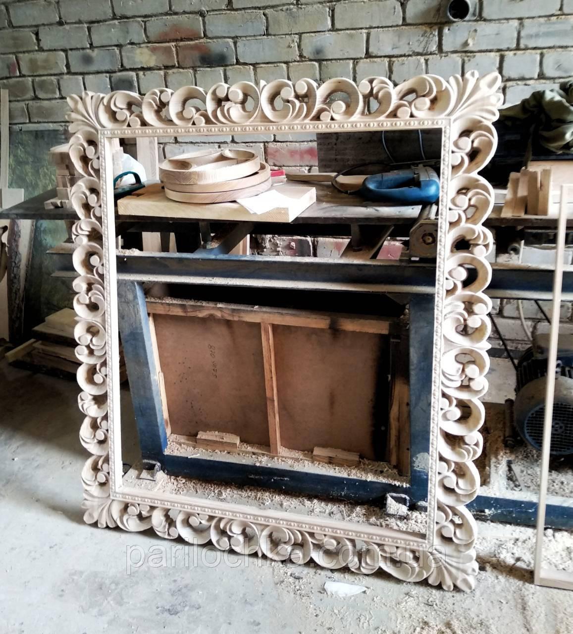 Настенная деревянная рамка для картин