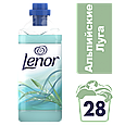 Кондиционер для белья Lenor Альпийские луга, 1л, фото 2