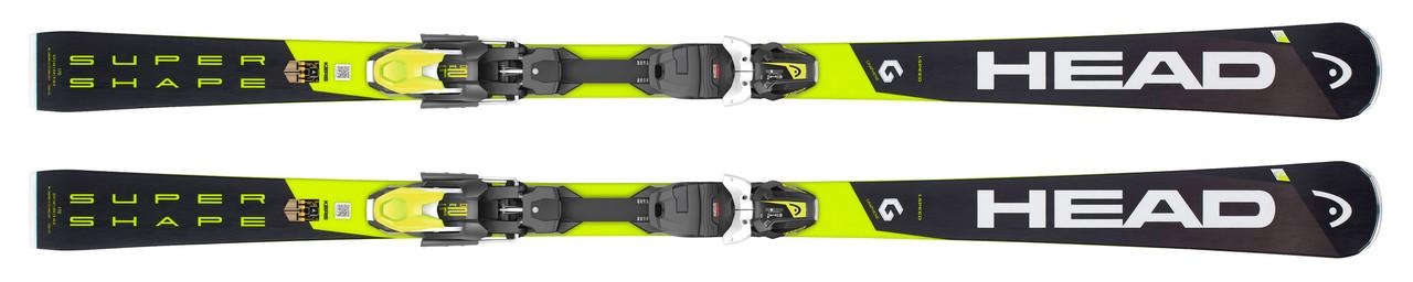 Горные лыжи HEAD Supershape i.Speed + PRD 12 2019, фото 1