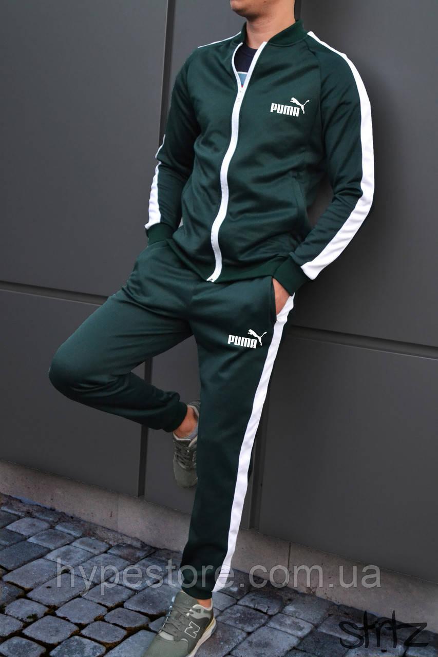 d5fb21c0778 Мужской спортивный костюм с полосками Puma