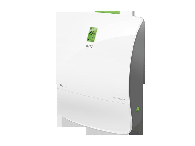 Очиститель воздуха приточный  Ballu Air Master серии Platinum BMAC-200 Warm