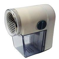Маленькая машинка Триммер для чистки одежды от катышков на батарейках