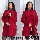 Легкое пальто-кардиган в расцветках h-5pt114, фото 3