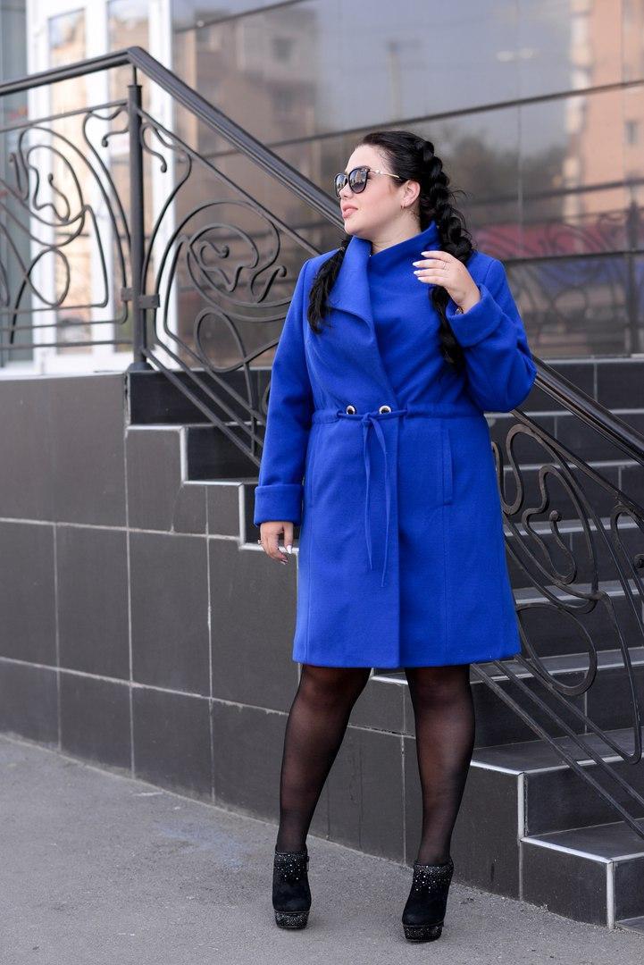Женское пальто (больших размеров) t-10ba135