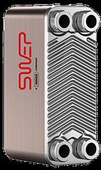 """Теплообменник пластинчатый паяный SWEP E5Tx14/1P-SC-S 4*3/4"""""""