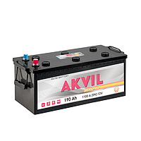 Аккумуляторы для грузовиков автомобилей AKVIL STANDARD 6CT-190Aз 1100A L
