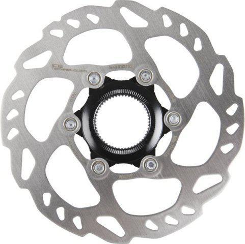 Ротор Shimano SLX SM-RT68 180 мм, Center lock