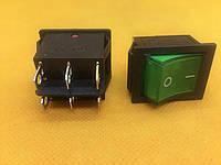 Кнопка для детского электромобиля 6 контактов 2 положения универсальная