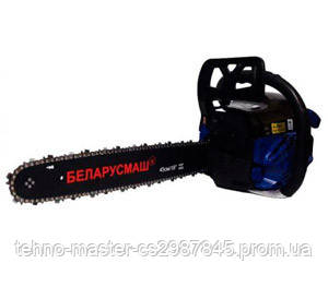 Бензопила Беларусмаш ББП-6900 Металл Праймер 2 Шины + 2 Цепи