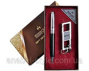 """Подарочный набор """"Moongrass"""" 2в1 Ручка и Брелок А3-2 Код 118892"""