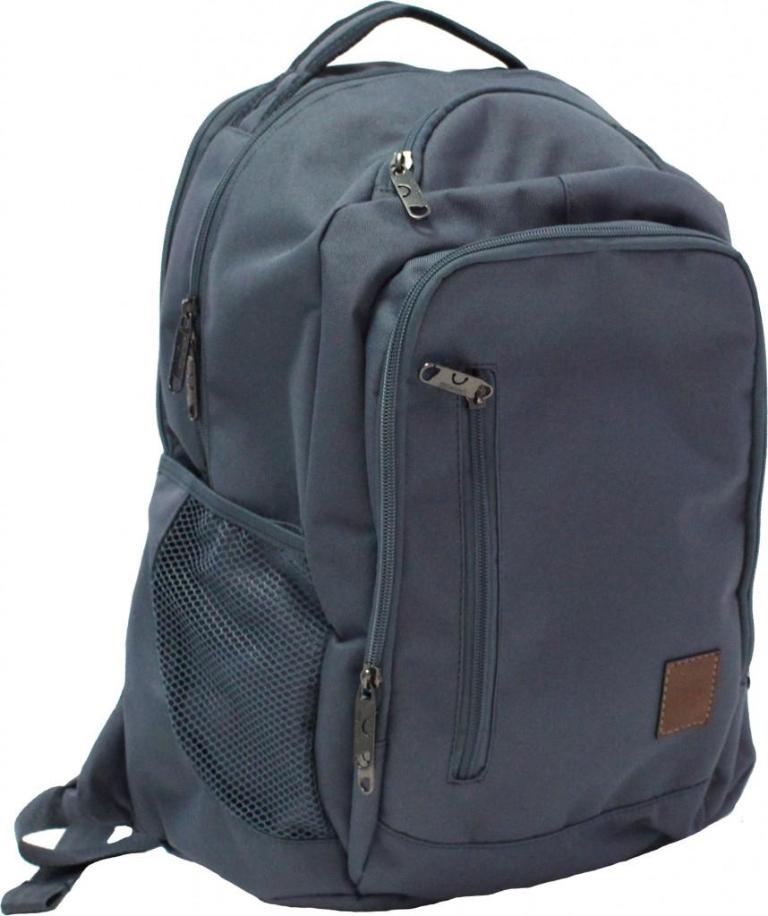 Городской рюкзак с отделом для ноутбука ТЕХАС темно-серый  продажа ... 0e9582ebfc0