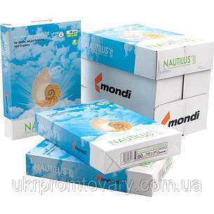 Офисная Бумага А4 SuperWhite Mondі maestro NAUTILUS класс A 80 г/м² акция, фото 2