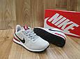 Женские Кроссовкив стиле Nike Air Berwuda замшевые серые, фото 2