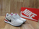 Женские Кроссовкив стиле Nike Air Berwuda замшевые серые