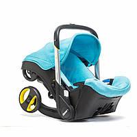 Автокресло Doona Infant Car Seat Sky / Голубое (SP 101-20-002-015)