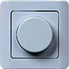 ВСРк10-1-0-ГЖ Светорегулятор поворотный кнопочный (жемчужный металлик)