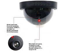 Камера видеонаблюдения - муляж, купольная камера, обманка, безопасность магазина