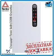 """Электрический котел ТЭНКО (TENKO) """"Стандарт Плюс"""" (СПКЕ) 6 кВт/220 В тенко (насос+расш. бак+безопасность)"""