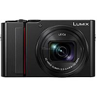 Цифровой фотоаппарат PANASONIC LUMIX DC-TZ200 Black (DC-TZ200EE-K)