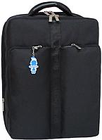 Городской рюкзак с отделом для ноутбука Boss черный