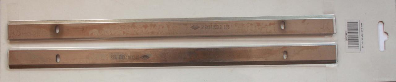 Нож строгальный 2 шт. Jet НА jwp-12