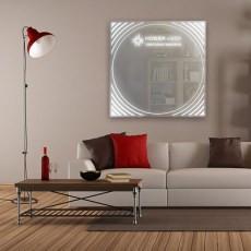 Новая идея в вашем  интерьере – зеркала с подсветкой