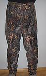 Мужские камуфлированные штаны из флиса  (дубок), фото 3