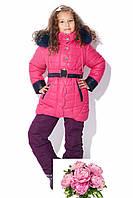 Пальто для девочек детское X-Woyz! DT-8201