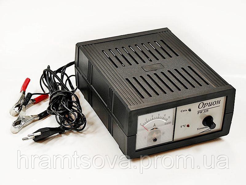 """Зарядно-предпусковое устройство """"Орион"""" PW 325."""