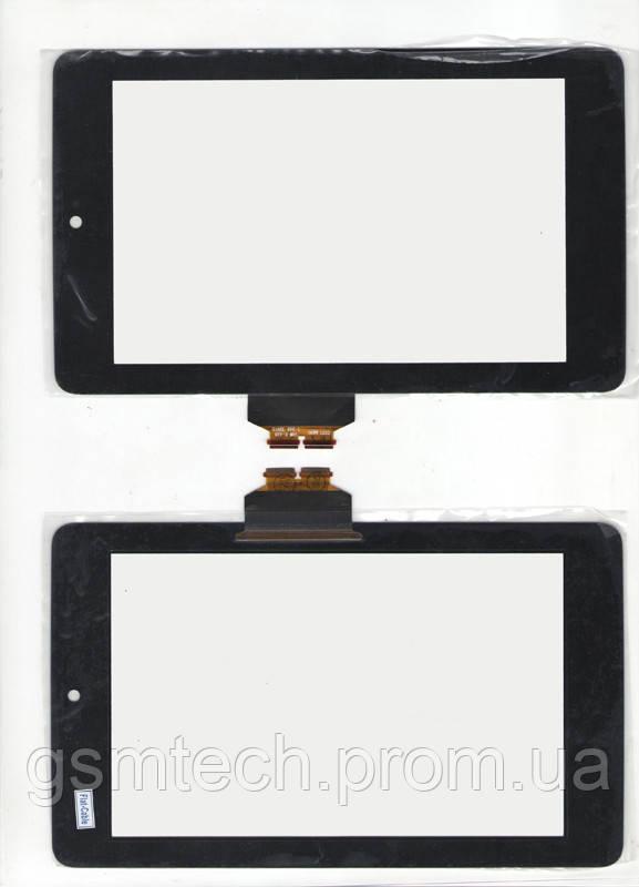 Тачскрин (сенсор) для Asus Nexus 7 (2012) черного цвета