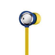 Беспроводные наушники (гарнитура) Bluedio TN Active Blue, фото 2